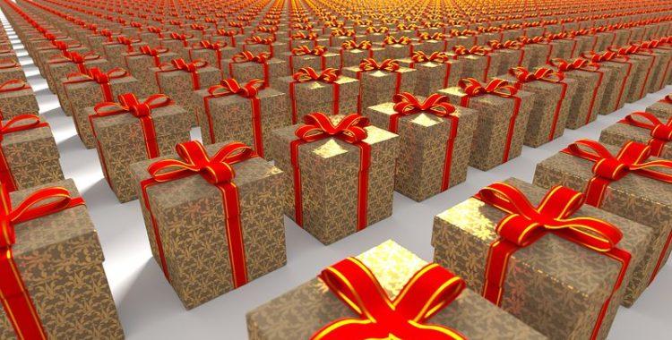 omaggi natalizi ai clienti