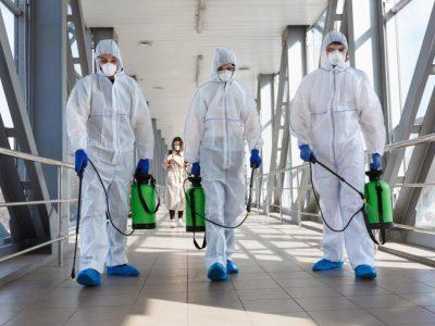 sanificazione ambienti lavoro